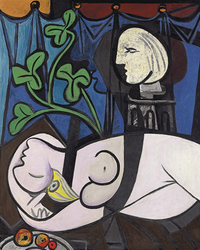 Nude, Green Leaves and Bust ? $106.5M