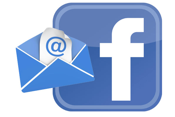 how to make email address for facebook