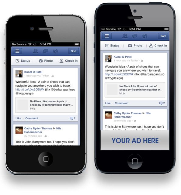 Physical Affection » iPhone5 Saves Facebook's Mobile Strategy
